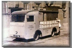 Milk-float